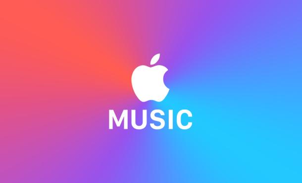 apple music logo